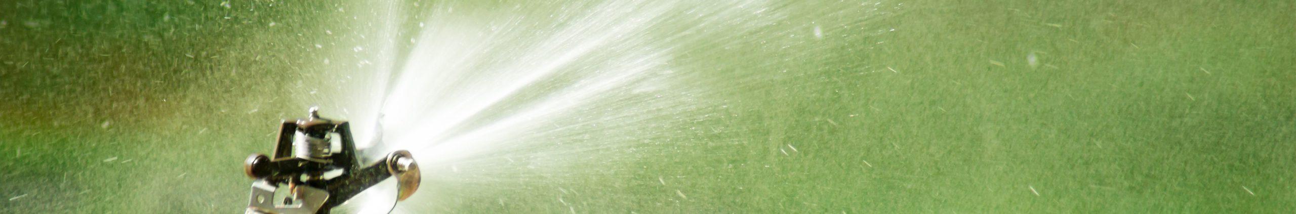 reinigen sproeien